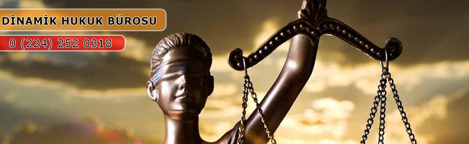 Bursa Dinamik Hukuk Bürosu
